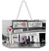 Texaco Station Weekender Tote Bag