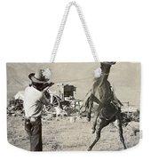 Texas: Cowboy, C1910 Weekender Tote Bag