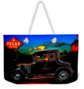 Texas Hot Rod Weekender Tote Bag