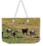 Texas Longhorns Panoramic Weekender Tote Bag