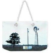 Texas Ranch View Weekender Tote Bag