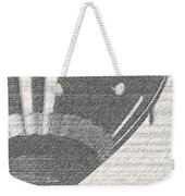 Texas Star Balloon Weekender Tote Bag