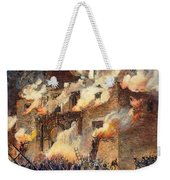 Texas: The Alamo, 1836 Weekender Tote Bag
