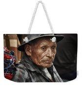 Textile Merchant Weekender Tote Bag