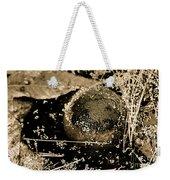 Texture Seeping Weekender Tote Bag