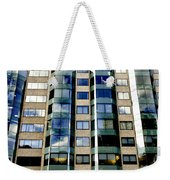 Textures Of The City Weekender Tote Bag