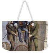 Thaddeus Stevens, 1868 Weekender Tote Bag