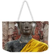 Thai Buddha Weekender Tote Bag by Adrian Evans