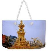 Thai Clock Tower  Weekender Tote Bag