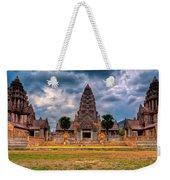 Thai Temple Weekender Tote Bag