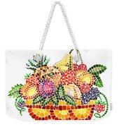 Thank You Card Fruit Vase Weekender Tote Bag