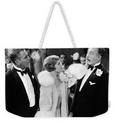 Thanks For The Buggy Ride Weekender Tote Bag