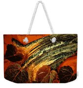 Thanksgiving Greeting Card Weekender Tote Bag