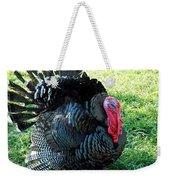 Thanksgiving Turkey Dinner Weekender Tote Bag