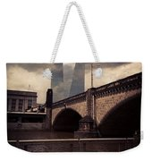 That Building Looks So Neat Today Weekender Tote Bag