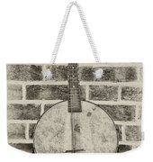 That Old Banjo Mandolin Weekender Tote Bag