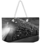 The 1218 On The Move Weekender Tote Bag
