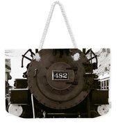 The 482 Durango To Silverton Weekender Tote Bag by Lorraine Devon Wilke