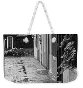 The Abandoned Umbrella Weekender Tote Bag