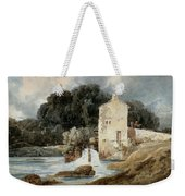 The Abbey Mill - Knaresborough Weekender Tote Bag