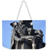 The Actor - Shakespere Memorial Weekender Tote Bag