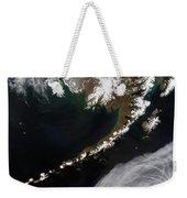 The Aleutian Islands And The Alaskan Weekender Tote Bag