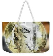The Alphabet Ball Weekender Tote Bag