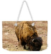 The American Buffalo Weekender Tote Bag