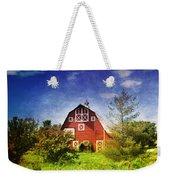 The Amish House Weekender Tote Bag