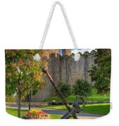 The Anchor Weekender Tote Bag
