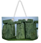 The Ancient Ruins Of Stonehenge Weekender Tote Bag