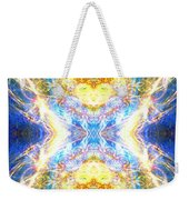 The Angel Of Clearing Weekender Tote Bag