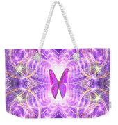 The Angel Of Wishes Weekender Tote Bag