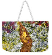 The Angel Tree Weekender Tote Bag