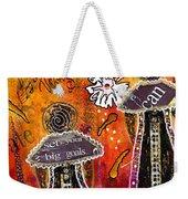 The Angelic Sistahs Weekender Tote Bag
