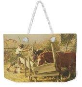 The Appian Way Weekender Tote Bag
