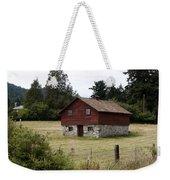 The Apple Barn Weekender Tote Bag by Lorraine Devon Wilke
