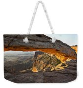 The Arch, Arches National Park, Moab Weekender Tote Bag