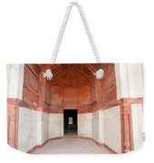 The Architecture And Doorways Of The Humayun Tomb In Delhi Weekender Tote Bag