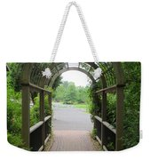 The Archway Weekender Tote Bag