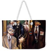 The Art Critic Weekender Tote Bag