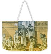 The Art Of Brewing, Babylon Weekender Tote Bag