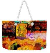 The Art Of Loving Weekender Tote Bag