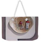 The Artists Eye Weekender Tote Bag