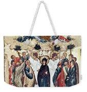 The Ascension Weekender Tote Bag
