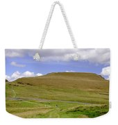 The Ascent Of Mam Tor Weekender Tote Bag