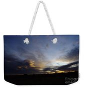 The Autumn Sky  Weekender Tote Bag