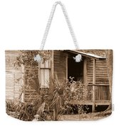 The Back Door Weekender Tote Bag