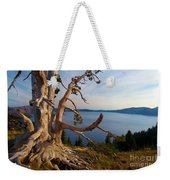 The Banks Of Crater Lake Weekender Tote Bag
