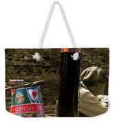 The Bargee Weekender Tote Bag